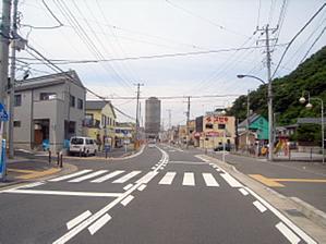 街路改良舗装工事(横須賀市)