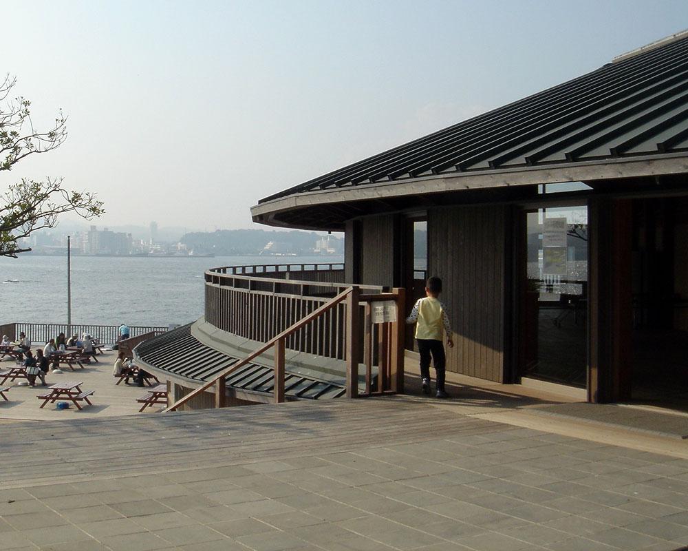 猿島公園整備工事(横須賀市)