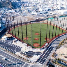 (仮称)佐原2丁目公園野球場整備工事